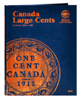 Canadian Large Cents, 1858-1920