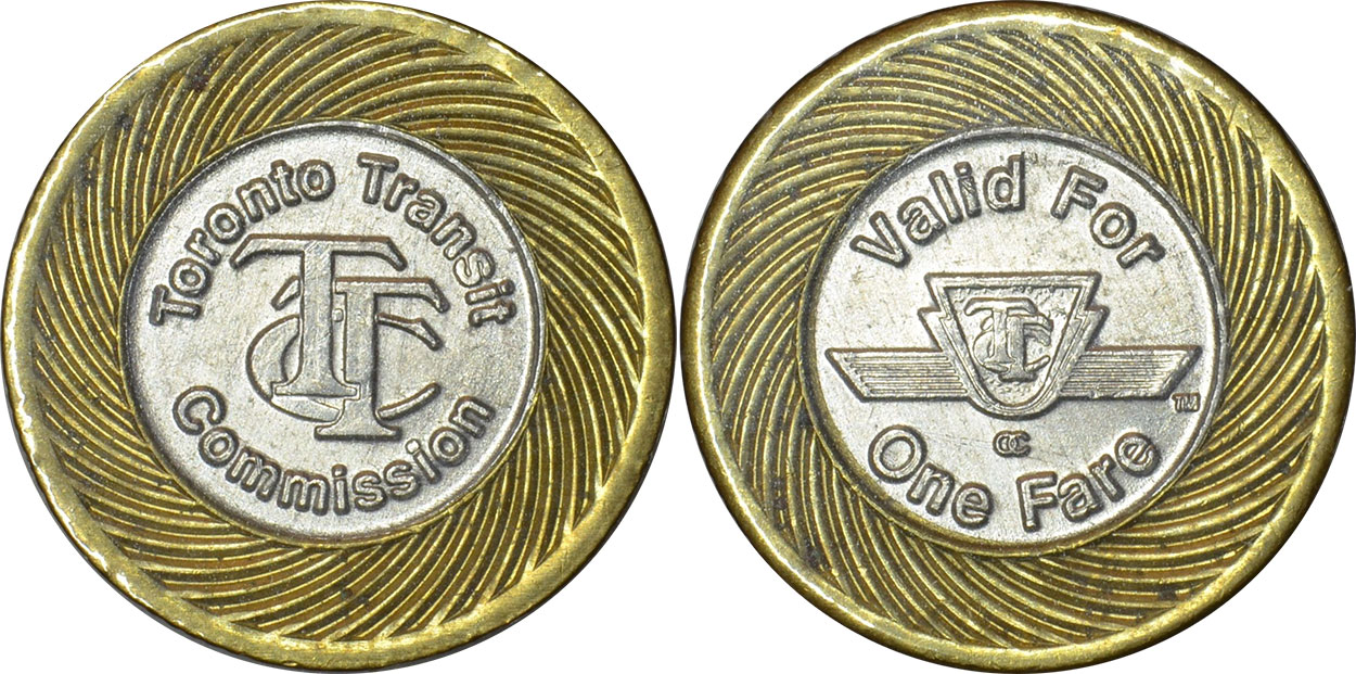 Toronto Transit Commission - 1966 à 2007