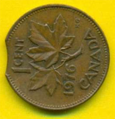 Coins And Canada 1 Cent 1976 Canadian Coins Price