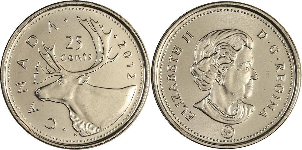 25 cents 2013